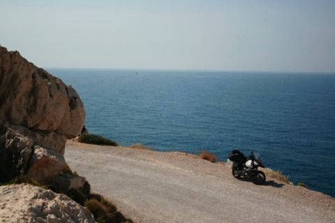 D400 : Olympos - Kas ( Southern Turkish Coast )