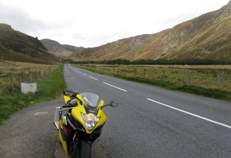 crieff--aberfeldy-via- Route Photo