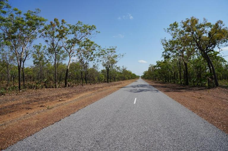 21--kakadu-hwy- Route Photo