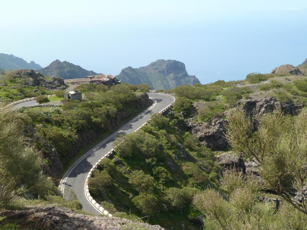 mountain-road-to-teide- Route Photo