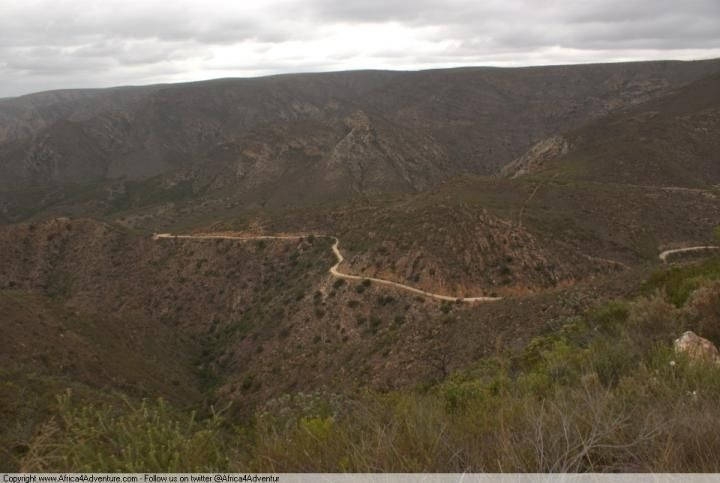 the-baviaanskloof- Route Photo
